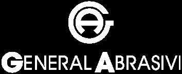 Logo esteso bianco General Abrasivi